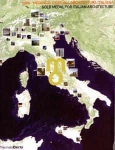 0900_medaglia d'oro all'architettura italiana